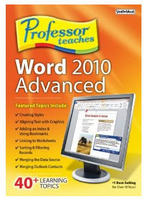 Professor Teaches Word 2007 Advanced (Home Edition) (Electronic Software Delivery)