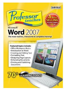 Professor Teaches Word 2007 (Home Edition) (Electronic Software Delivery)