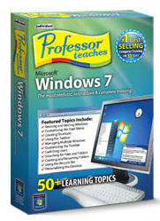 Professor Teaches Windows 7 (Home Edition) (Electronic Software Delivery)