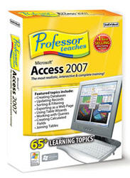 Professor Teaches Access 2007 (Home Edition) (Electronic Software Delivery)