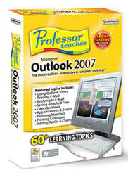 Professor Teaches Outlook 2007 (Home Edition) (Electronic Software Delivery)
