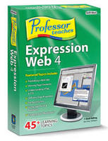 Professor Teaches Expression Web 4 (Home Edition) (Electronic Software Delivery)