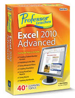 Professor Teaches Excel 2010 Advanced (Home Edition) (Electronic Software Delivery)