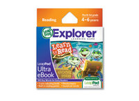 LeapPad1/LeapPad2™ Ultra eBook Cartridge: Learn to Read Collection: Adventure Stories