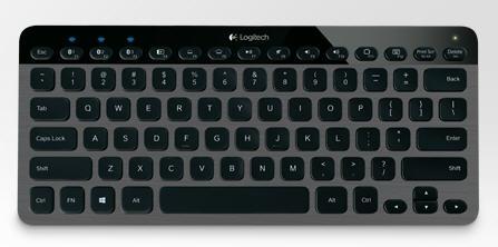 K810 Bluetooth Illuminated Keyboard
