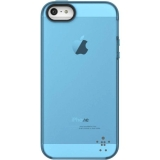 Grip Candy Sheer Case for iPhone5 (Overcast/Blue)