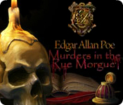Mac Game: Dark Tales: Edgar Allan Poe's Murders in the Rue Morgue - Download