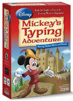Disney: Mickey's Typing Adventure (Win Download)