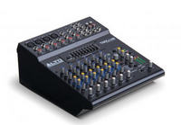 Alto TMX80 DFX Tabletop 8 Channel Powered Mixer