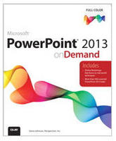 Powerpoint 2013 On Demand Book