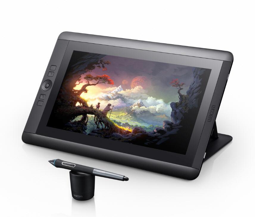 Cintiq 13HD Interactive Pen Display for Mac,Win