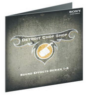 Sound Effects Series Library (Volumes 1-5)
