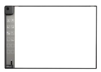 "FX-77GII StarBoard Interactive Whiteboard (77"" Diagonal)"
