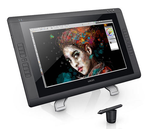 Cintiq 22HD Touch & Pen Interactive Display