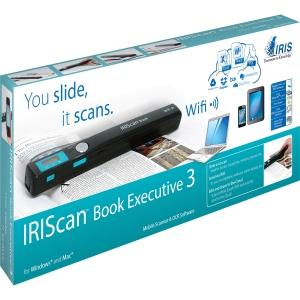 IRISCan Book Executive 3 (With $40 Mail-in Rebate) for Mac,Win