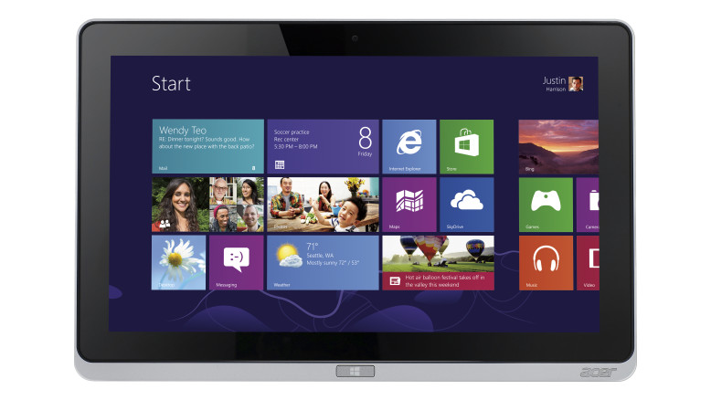 Acer Iconia W700-6499 Tablet 11.6