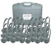 AE-711V Classroom Pack with Carrying Case (30 Pack)