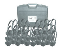 AE-711VC Classroom Pack with Carrying Case (30 Pack)
