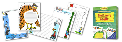 Stationery Studio Writing Collection Deluxe - 25 Computer License (Electronic Software Delivery)