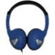 Lightweight On-Ear Headphones (Blue)