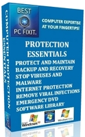 Best PC Fixit PC Protection Essentials (Electronic Software Delivery)