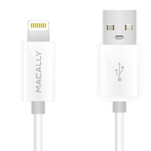 6' Lightning to USB Cable (White)