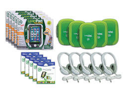 LeapPad Ultra Learning System (Green) (5 Pack)