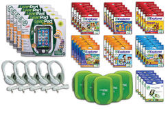 LeapPad Ultra Green Mobile Learning Center Grade 1 (Green) (5 Pack)