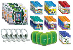 LeapPad Ultra Green Mobile Learning Center Grades PreK-K  (Green) (5 Pack)