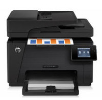 LaserJet Pro M177FW Laser Multifunction Printer