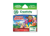 Explorer ™ Learning Game: Adventure Sketchers Draw Play Create