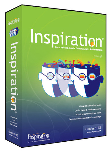 Inspiration 9.2 Student Edition