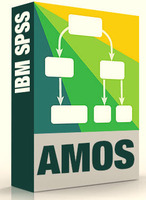 IBM SPSS Amos Grad Pack 23.0 (Download - 12 Month License)