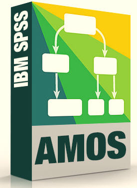 IBM SPSS Amos Grad Pack 23.0 (Authorized User DVD - 12 Month License)