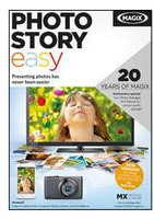 MAGIX PhotoStory on DVD Easy (Electronic Software Delivery)