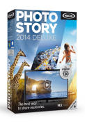 MAGIX PhotoStory on DVD 2014 Deluxe (Electronic Software Delivery)