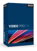 MAGIX Video Pro X5 (Electronic Software Delivery)