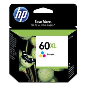 60 XL Ink Cartridge (Tri-Color)