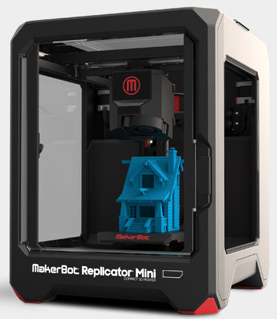 Replicator Mini Compact Desktop 3D Printer