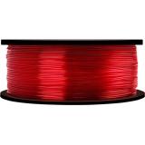 PLA Filament (.5lb 1.75mm/1.8mm) (Translucent Red)