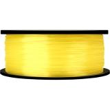 PLA Filament (.5lb 1.75mm/1.8mm) (Translucent Yellow)