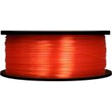 PLA Filament (.5lb 1.75mm/1.8mm) (Translucent Orange)