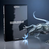 LightWave Video Training: Rigging Revealed DVD