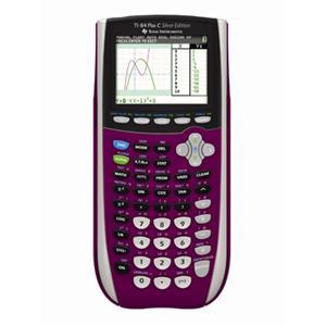 TI84 Plus C SE (Warm Pink)