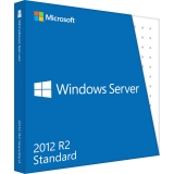 Windows Server 2012 R.2 Standard 64-bit (5 CAL)