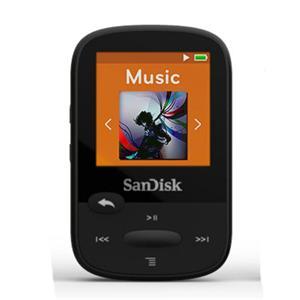 8GB Clip Sport MP3 Player (Black)