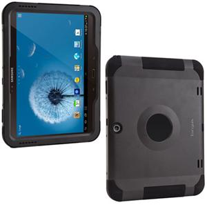 10.1 SafePORT Rugged Max Pro Galaxy Tab Tablet Case (Black)