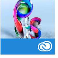 Adobe Photoshop CC License Subscription - 12 Months, 1 User (Government Only)