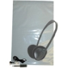 AE-711A On-Ear Headphones with Plug Adapter