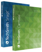 Camtasia Studio 9/Snagit 13 Bundle (College Student Version) (Electronic Software Delivery)
